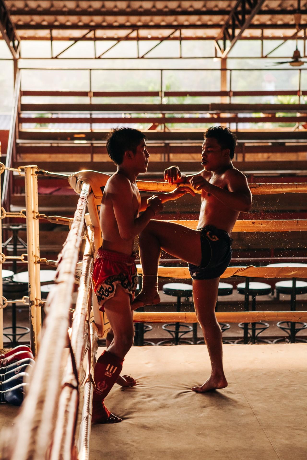 Tim Peukert Lanta Muay Thai